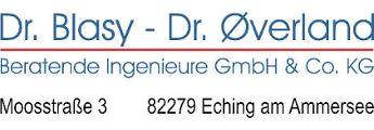 Dr. Blasy - Dr. Øverland Beratende Ingenieure GmbH & Co. KG